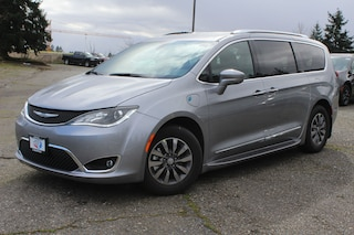 New 2020 Chrysler Pacifica Hybrid PACIFICA 35TH ANNIVERSARY HYBRID TOURING L Passenger Van serving Tacoma