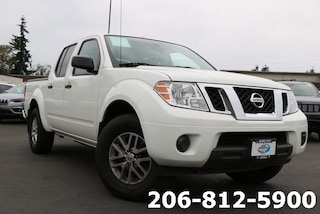 Used 2017 Nissan Frontier Truck Crew Cab 1N6AD0EV1HN749706 B3266 for sale in Seattle, WA
