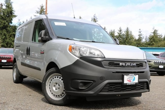 New 2019 Ram ProMaster City TRADESMAN CARGO VAN Cargo Van for sale in Seattle, WA