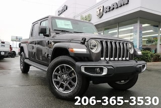 New 2020 Jeep Gladiator OVERLAND 4X4 Crew Cab for sale in Seattle