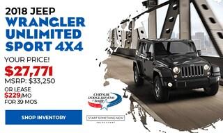 2108 Jeep Wrangler