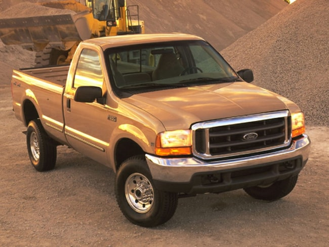 Pre-Owned 1999 Ford F-350 Truck Super Cab for sale in Seattle, WA