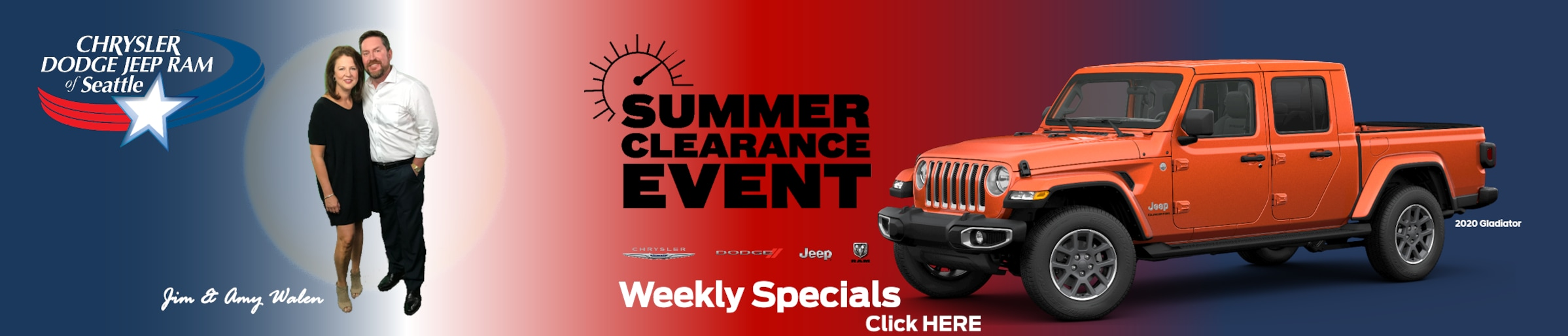 New and Used Jeep, RAM, Dodge and Chrysler Dealer Seattle | Chrysler