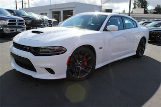 New 2020 Dodge Charger SCAT PACK RWD Sedan serving Tacoma