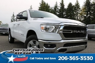 New 2020 Ram 1500 BIG HORN QUAD CAB 4X4 6'4 BOX Quad Cab 1C6SRFBT5LN141573 141573 near Tacoma