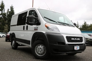 New 2019 Ram ProMaster 1500 CARGO VAN LOW ROOF 118 WB Cargo Van 3C6TRVNG1KE515810 515810 serving Tacoma