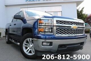 Used 2014 Chevrolet Silverado 1500 LT Truck Crew Cab 3GCUKREC2EG509562 298312A for sale in Seattle, WA