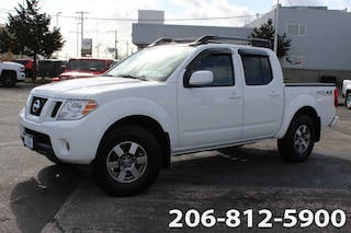 Used 2012 Nissan Frontier Truck Crew Cab 1N6AD0EV0CC465892 662370A for sale in Seattle, WA