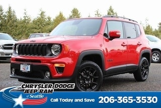 New 2019 Jeep Renegade ALTITUDE 4X4 Sport Utility serving Tacoma