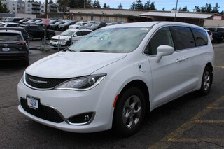 New 2020 Chrysler Pacifica Hybrid TOURING Passenger Van serving Tacoma
