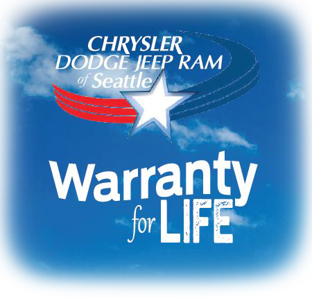 Chrysler Dodge Jeep Ram Of Seattle >> Warranty Protection For Life Upon Request Chrysler Dodge