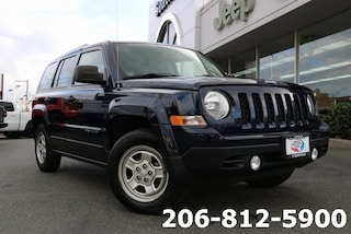 Used 2016 Jeep Patriot Sport SUV 1C4NJPBA1GD667177 B3354 for sale in Seattle, WA
