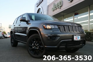 New 2019 Jeep Grand Cherokee ALTITUDE 4X4 Sport Utility 1C4RJFAGXKC823331 823331 serving Tacoma