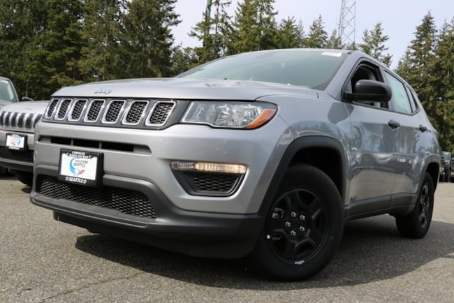 New 2019 Jeep Compass SPORT FWD Sport Utility for sale in Seattle, WA