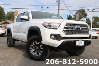 Used 2016 Toyota Tacoma Truck Double Cab 3TMCZ5AN7GM007996 626504B for sale in Seattle, WA