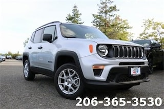 New 2019 Jeep Renegade SPORT 4X4 Sport Utility serving Tacoma