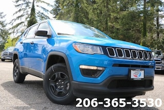 New 2018 Jeep Compass SPORT 4X4 Sport Utility serving Tacoma