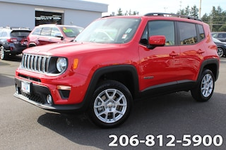 Certified Pre-Owned 2019 Jeep Renegade Latitude 4x4 SUV for sale in Seattle, WA