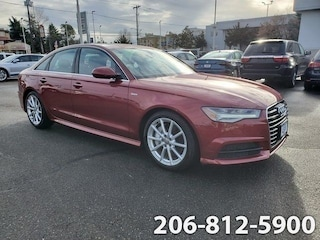 Used 2017 Audi A6 3.0T Sedan WAUF2AFC8HN003414 B3511 for sale in Seattle, WA