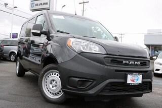 New 2019 Ram ProMaster City TRADESMAN CARGO VAN Cargo Van serving Tacoma