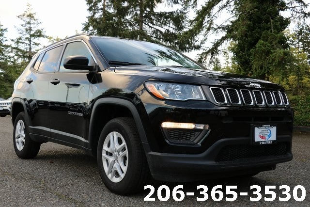Chrysler Dodge Jeep Ram Of Seattle >> New 2019 Jeep Compass For Sale At Chrysler Dodge Jeep