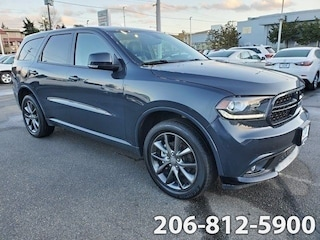 Certified Pre-Owned 2018 Dodge Durango GT SUV for sale in Seattle, WA