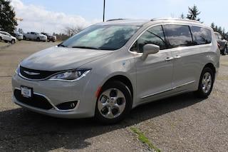 New 2020 Chrysler Pacifica Hybrid TOURING L Passenger Van serving Tacoma