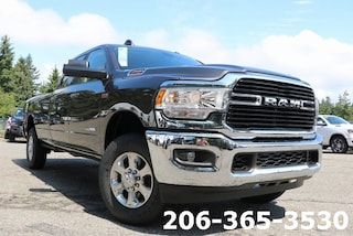 New 2019 Ram 2500 BIG HORN CREW CAB 4X4 8' BOX Crew Cab 3C6UR5JJ1KG626450 626450 serving Tacoma