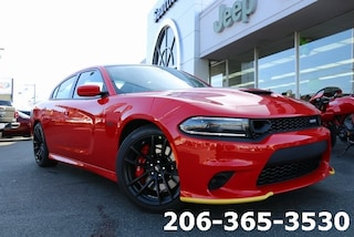 New 2019 Dodge Charger R/T SCAT PACK RWD Sedan 2C3CDXGJ5KH716291 716291 serving Tacoma