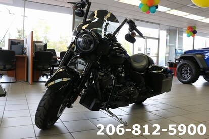 Harley Davidson Seattle >> Used 2019 Harley Davidson For Sale Seattle Wa Vin