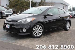 Used 2016 Kia Forte Koup EX Coupe KNAFX6A8XG5596855 B3537 for sale in Seattle, WA