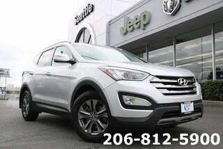Used 2014 Hyundai Santa Fe Sport 2.4L SUV 5XYZU3LB9EG177982 B3113A for sale in Seattle, WA