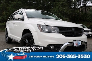 New 2019 Dodge Journey CROSSROAD AWD Sport Utility serving Tacoma
