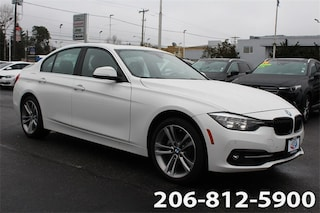 Used 2017 BMW 330i Sedan WBA8B9G34HNU57245 B3531 for sale in Seattle, WA