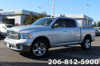 Certified Pre-Owned 2017 Ram 1500 SLT Truck Crew Cab for sale in Seattle, WA