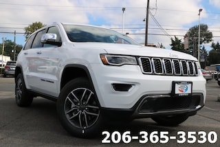 New 2019 Jeep Grand Cherokee LIMITED 4X4 Sport Utility serving Tacoma