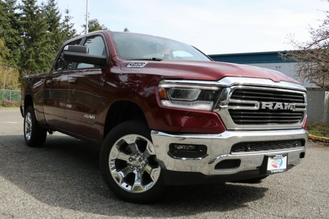 New 2019 Ram 1500 BIG HORN / LONE STAR CREW CAB 4X4 6'4 BOX Crew Cab for sale in Seattle, WA