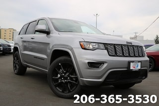 New 2019 Jeep Grand Cherokee ALTITUDE 4X4 Sport Utility 1C4RJFAG4KC823325 823325 serving Tacoma