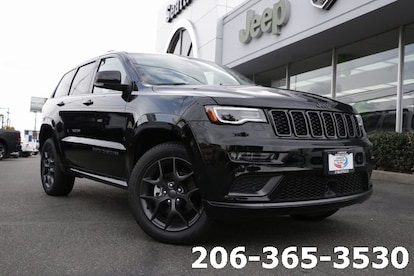 Chrysler Dodge Jeep Ram Of Seattle >> New 2019 Jeep Grand Cherokee For Sale At Chrysler Dodge