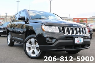 Used 2012 Jeep Compass Latitude 4x4 SUV 1C4NJDEB5CD621199 664041A for sale in Seattle, WA