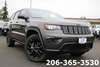 New 2019 Jeep Grand Cherokee ALTITUDE 4X4 Sport Utility serving Tacoma