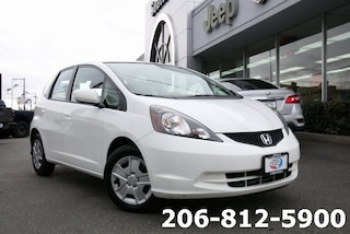 Used 2013 Honda Fit Base Hatchback JHMGE8H35DC016937 B3397 for sale in Seattle, WA
