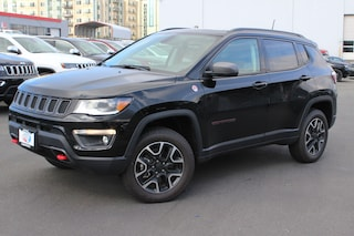 New 2020 Jeep Compass TRAILHAWK 4X4 Sport Utility serving Tacoma