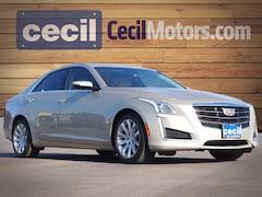 2015 Cadillac CTS 2.0T Luxury Collection  Sedan