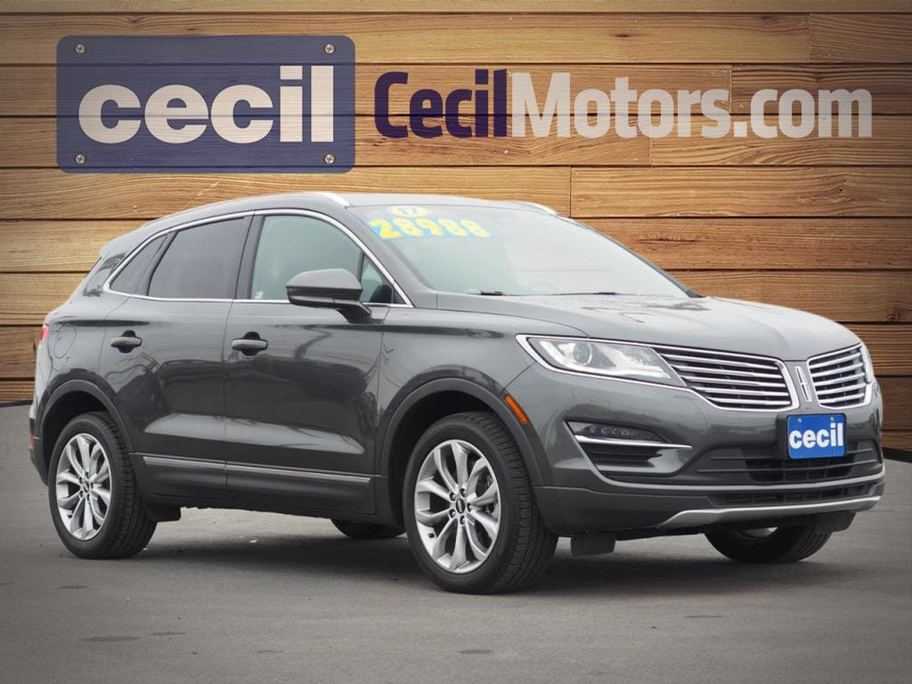 2017 Lincoln MKC 22 AWD Select  SUV