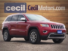 2015 Jeep Grand Cherokee Limited 4x2 Limited  SUV