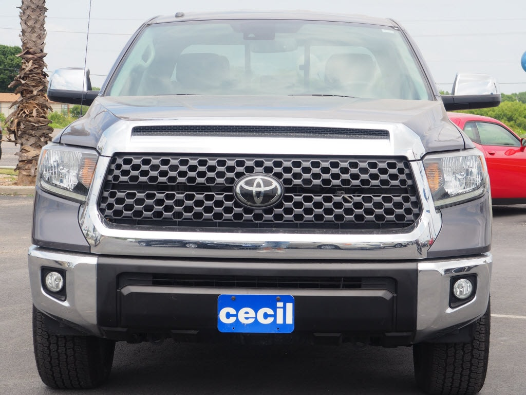 Used 2018 Toyota Tundra For Sale at Cecil Atkission Lincoln