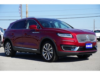 2019 Lincoln Nautilus FWD Select  SUV