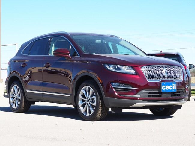 2019 Lincoln MKC FWD Select  SUV