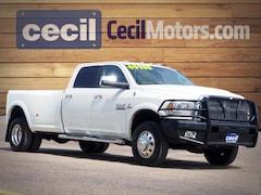 2018 Ram 3500 Laramie 4x4 Laramie  Crew Cab 8 ft. LB DRW Pickup